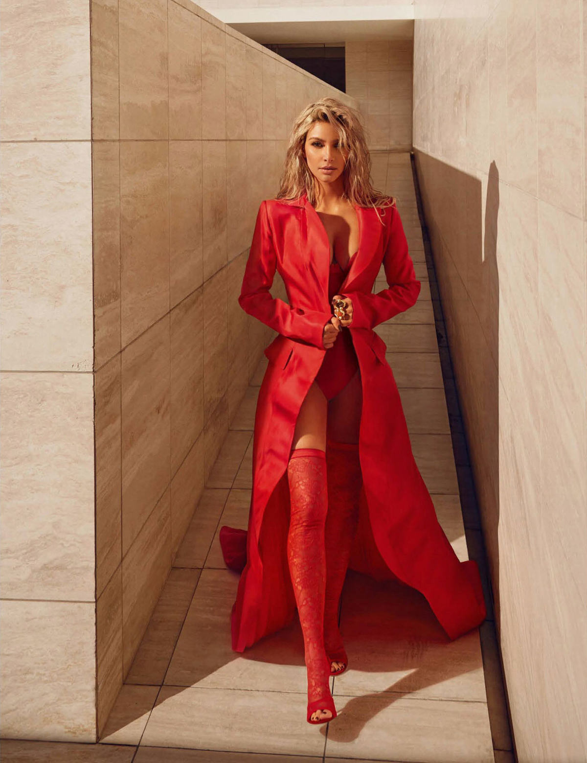 why i loved kim. k in vogue india | sharan gill